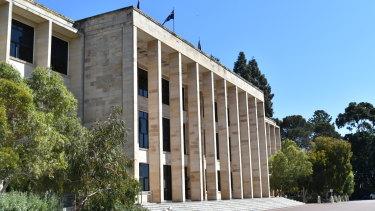 WA State Parliament.