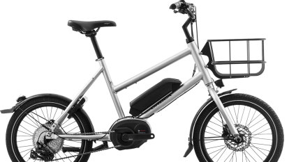 Katu e-bike makes for a smooth, sustainable ride