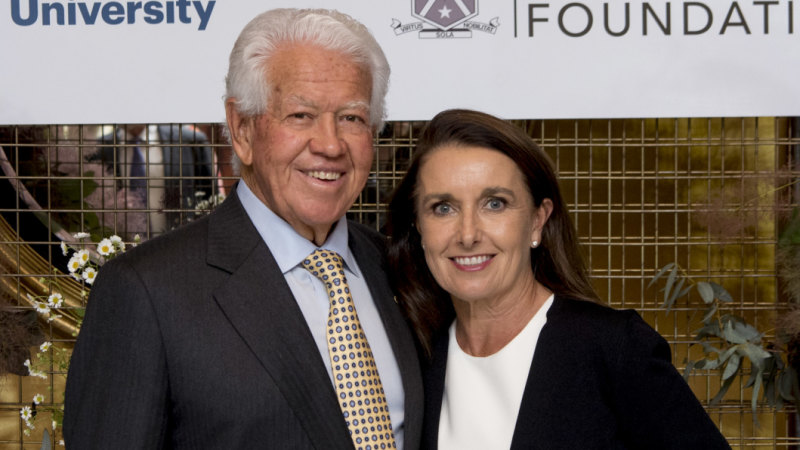 I like the bloke': how new CEO won over Marcus Blackmore