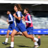 Football fever as Chelsea FC hit Perth