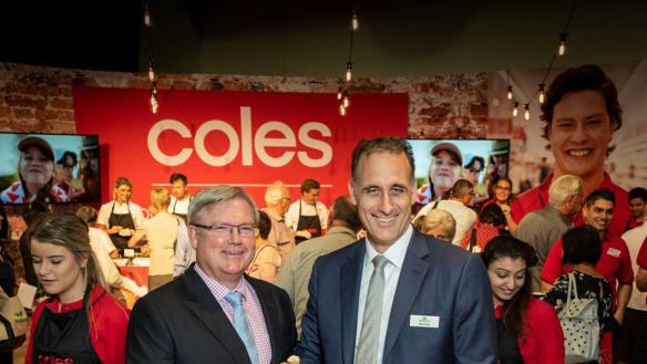 Coles faces $100m earnings drop from wages, fuel: BAML