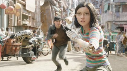 Eyes firmly on the future in Alita: Battle Angel