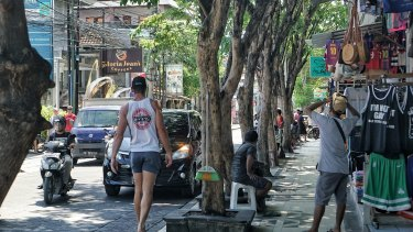 Tens of thousands of Australians travel to Bali every week.