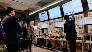"""The UQ Industry 4.0 TestLab will allow researchers to stress-test real-world power systems by creating a """"digital twin"""" that can be put through its paces safely."""