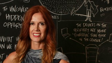 Catriona Wallace is the founder and chief executive of Flamingo.