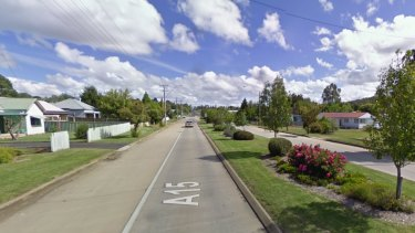 Police closed the Church Street section of the New England Highway between Heron Street and Oliver Street.