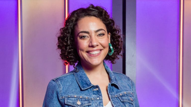 Ash London is now a permanent co-host of 2DayFM's breakfast show.