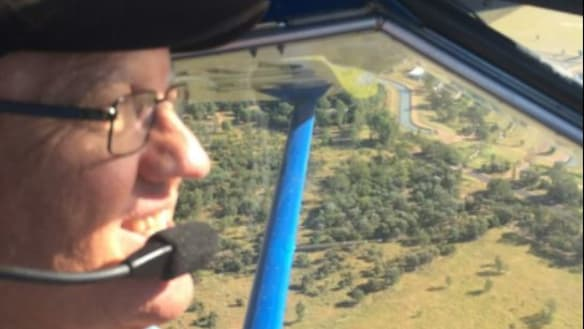 Pilot dies in Qld ultralight crash 18 months after losing daughter