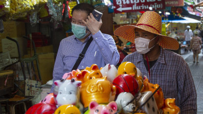 Thailand's poverty rate is on the rise after decades in decline
