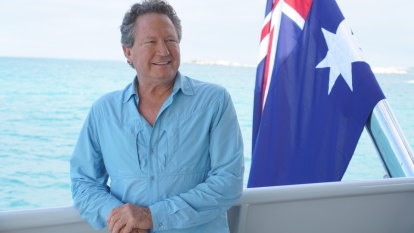 The doctor is in: Andrew 'Twiggy' Forrest gets PhD in marine science