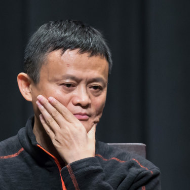 Outspoken celebrity entrepreneur Jack Ma went quiet after the CCP blocked Ant Group's IPO late last year.