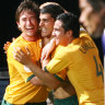 From the Archives, 2006: Australia's historic World Cup win over Japan