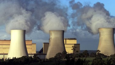 EnergyAustralia operates the Yallourn brown coal-fired power station in Victoria, which had multiple failures in the heat.