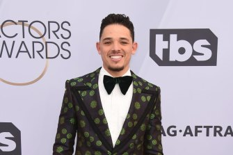 """In The Heights"" star Anthony Ramos."