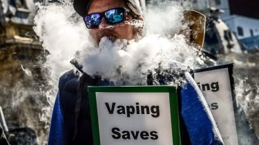E-cigarettes are a useful form of hard reduction for long-time cigarette smokers.