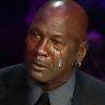 'When Kobe Bryant died, a piece of me died': Michael Jordan's tearful tribute