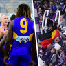 Eagles dock while Freo sets sail for future success
