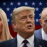 US election 2020 LIVE as it happened: Donald Trump accepts Republican nomination at the RNC and lashes Joe Biden, Democrats