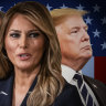 US election 2020 as it happened: Melania Trump, Mike Pompeo and Eric Trump spoke at RNC day two