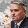Cormann as OECD head would give Australia a louder international voice