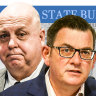 Victorian budget LIVE updates: State revenue revealed to fall almost $8 billion in a year as Tim Pallas hands down historic state budget