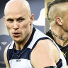 Ablett and Dusty: behind the great unknowns