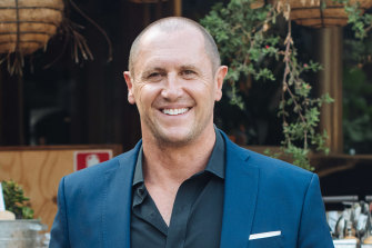 Larry Emdur is the new host of Seven's The Chase.