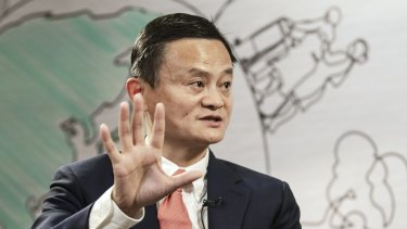 Alibaba Group billionaire chairman Jack Ma Jack Ma says the trade war could last two decades.