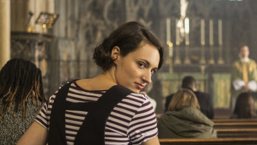 Writer, actor and producer Phoebe Waller-Bridge in Fleabag.
