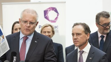 Prime Minister Scott Morrison will announce a $100 million rural clinical trials program on Saturday.