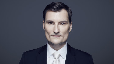 David McAllister, artistic director of the Australian Ballet.