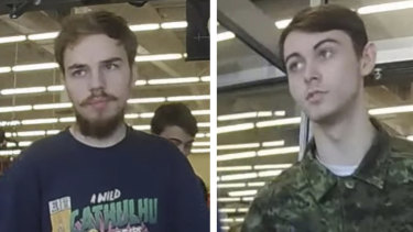 Murder suspects Kam McLeod, 19, and Bryer Schmegelsky, 18, are still on the loose.