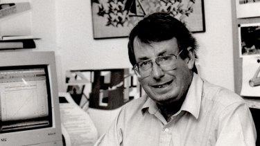 Dr Kenneth Maher, energy scientist who overcame debilitating haemophilia.