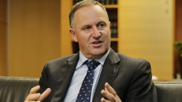 ANZ NZ's chairman John  Key says the  proposed changes would be borne by bank shareholders, borrowers, and depositors.