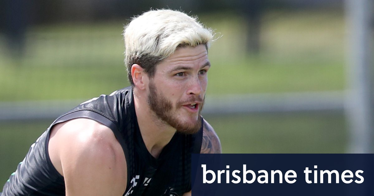Crisp says Pies can win flag from eighth