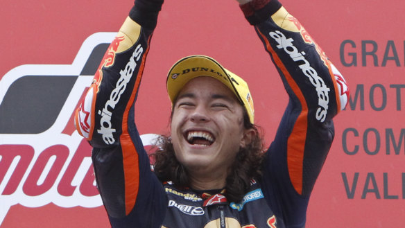 Turkish teenager makes history as youngest Moto3 winner at 15