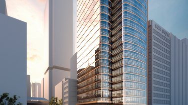 Zurich Insurance Group has sold its development at 118 Mount Street in North Sydney.