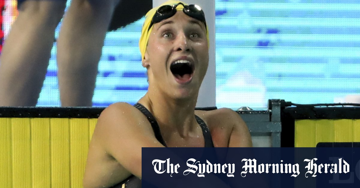 Australian swimmer Madeline Groves pulls out of Olympic trials citing 'perverts' – Sydney Morning Herald