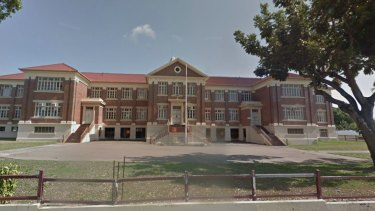 The former Townsville West State School building will be converted into a 22-bed private hospital.