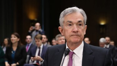 ''Growth is slowing somewhat more than expected.'': Federal Reserve Board chairman, Jerome Powell.
