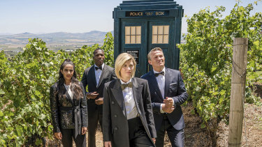 Doctor Who returns for a 12th season.