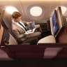 Which airline has the best business class seats?