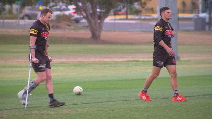 Edwards in doubt as Pangai jnr reveals why he ruled himself out of grand final