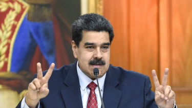 Nicolas Maduro says he has defeated efforts to overthrow him.