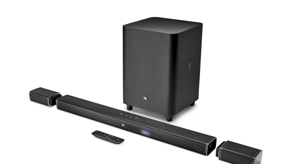 JBL 5.1 Soundbar Review: Hearing Is Believing