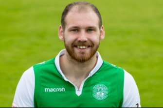 New Roo: Hibernian winger Martin Boyle is expected to be named in Graham Arnold's first squad.