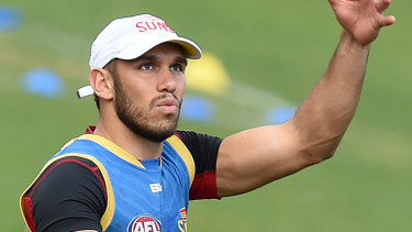 Harley Bennell will train with the Demons.