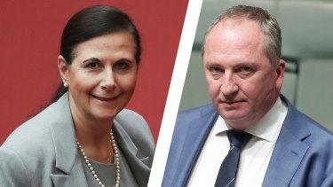Liberal senator Concetta Fierravanti-Wells and former deputy prime minister Barnaby Joyce want bolder changes.