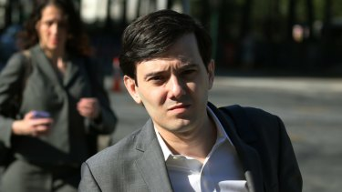 'Pharma Bro' put into solitary confinement for alleged phone use