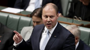 Treasurer Josh Frydenberg was one of the Victorian Liberal figures who received the complaint about Ms Okotel.